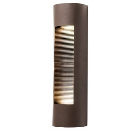 Westgate 10W Dark Bronze LED Burrow Wall Sconces 100~277V AC - BuyRite Electric