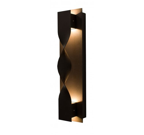 Westgate 20W Dark Bronze LED Crush Wall Sconces 100~277V AC - BuyRite Electric