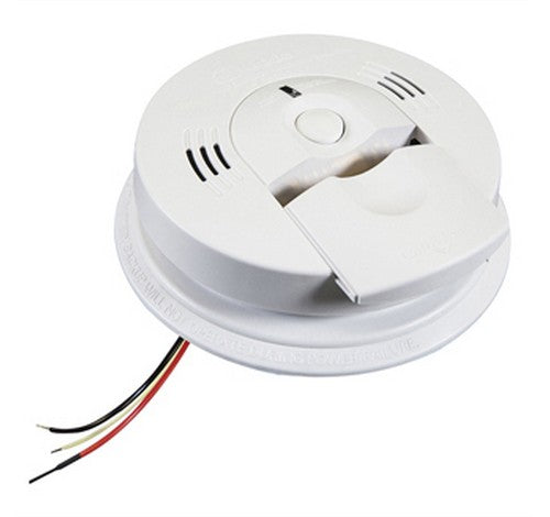 Kidde KN-COSM-XTR-BA Intelligent Alarm Battery Operated Combination Smoke & Carbon Monoxide Alarm - BuyRite Electric