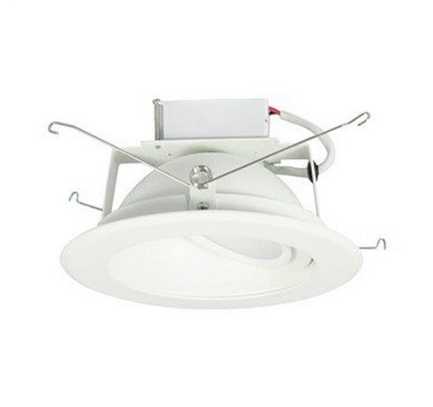 "NORA Lighting NLCBC-669 6"" Cobalt Adjustable, Round Reflector - BuyRite Electric"