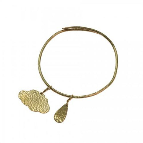 April Showers bangle
