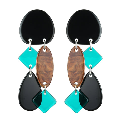 Allie - Multi Statement Earrings