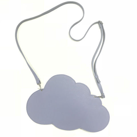 Cloud Clutch Bag - Lavender