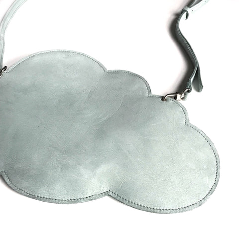 Cloud Clutch Bag - Limited Edition Mint