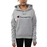 Champion Fleece Pullover Hoodie Womens Style : Gf757y07480-806