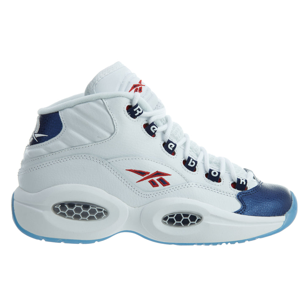 Reebok Question Mid Big Kids Style : V48097
