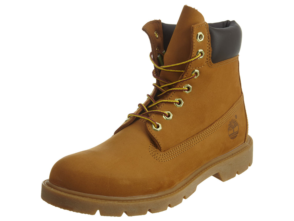 TIMBERLAND 6 IN BASIC BOOT MENS STYLE # 18094