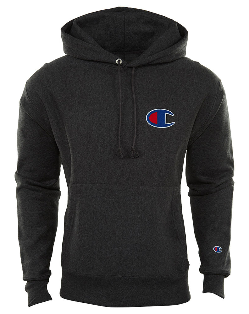 Champion Reverse Weave Pullover Hoody Mens Style : Gf68Y06147