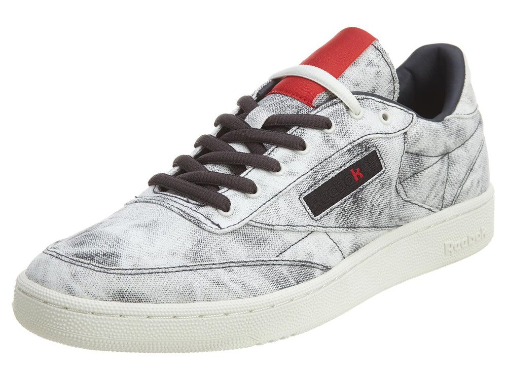 Reebok Cassic Club C Kendrick Canvas Shoe Mens Style : Bs8205
