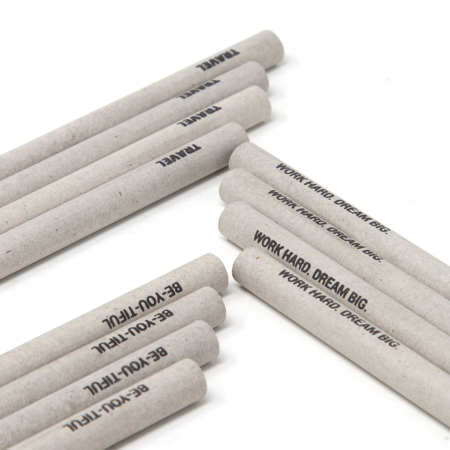 Travel Beyoutiful Work Eco Pencils (Set of 12)