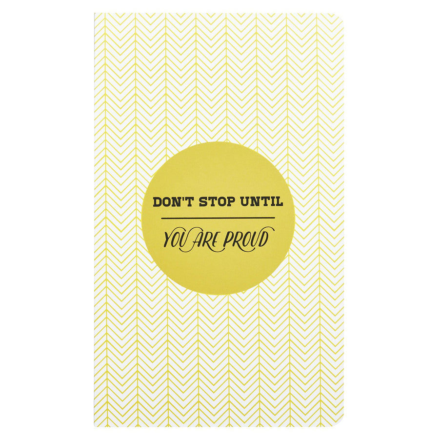 Don't stop Compact Book