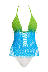 Ombre Sway One Piece