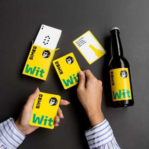 Playing Cards: Wit Edition