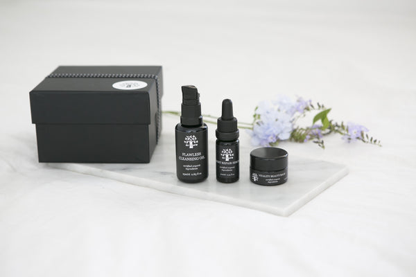 At One Skincare Facial Travel Set