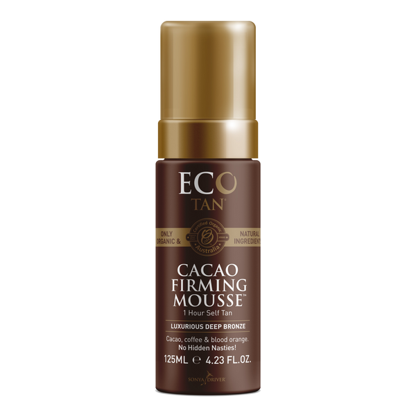 Eco Tan Cacao Firming Mousse
