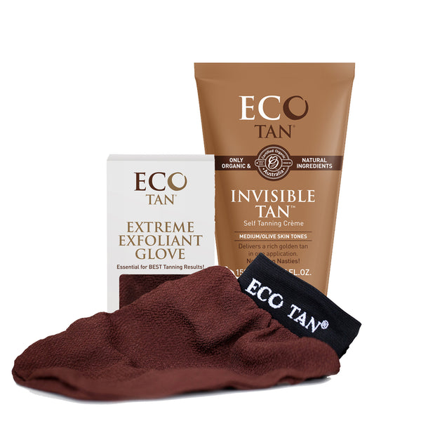 Eco Tan Gift Pack - Invisible Tan