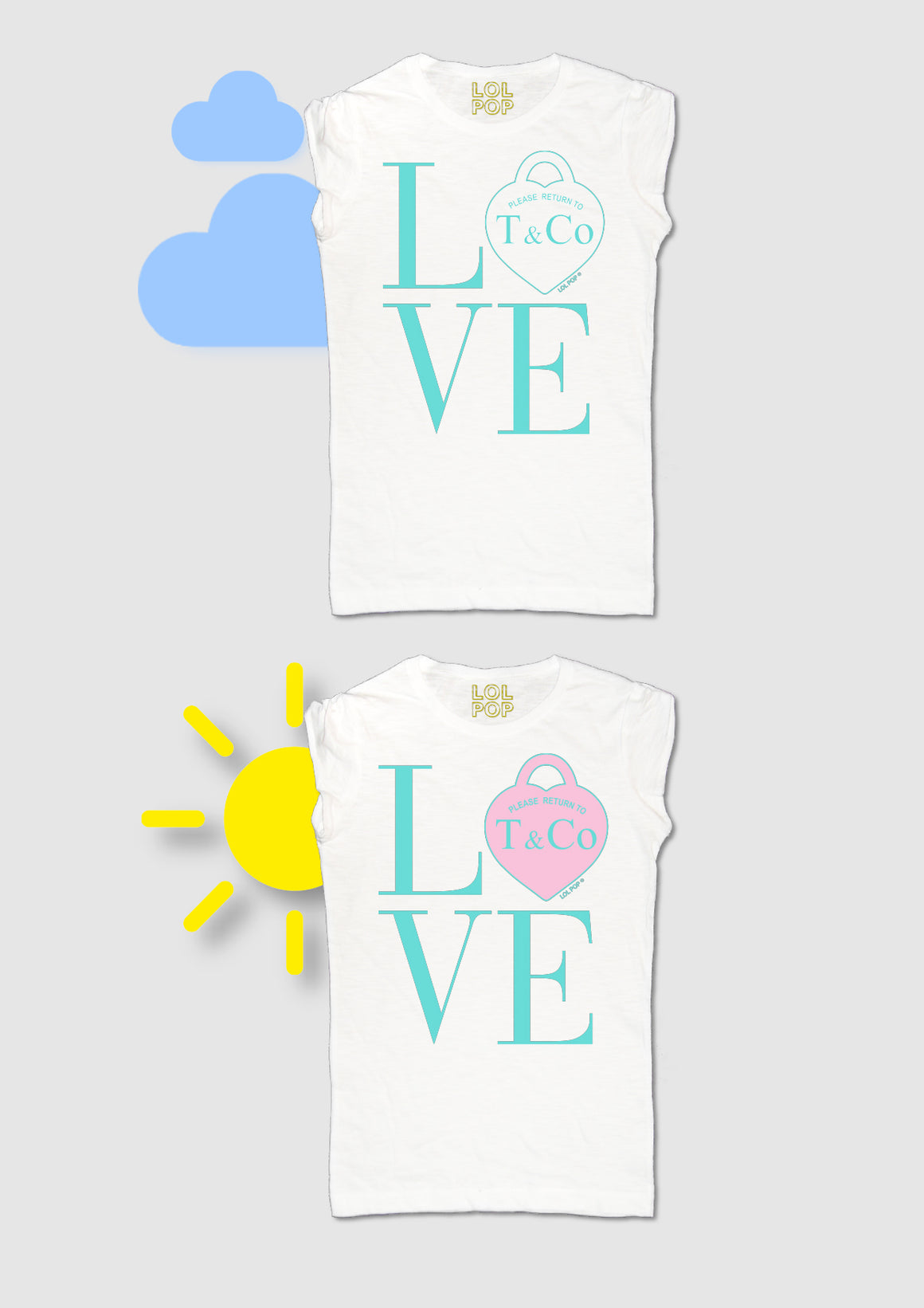 Love by LOL POP® DONNA