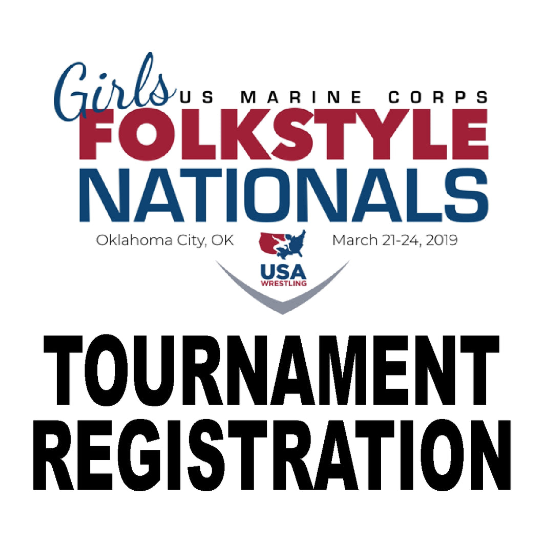 Folkstyle nations tournament registration