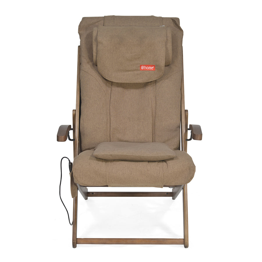 Anton Massage Chair (Brown)