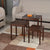 Cash Nest Table Set of 3 (Walnut)