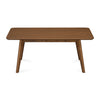 Devin Center Table (Walnut)