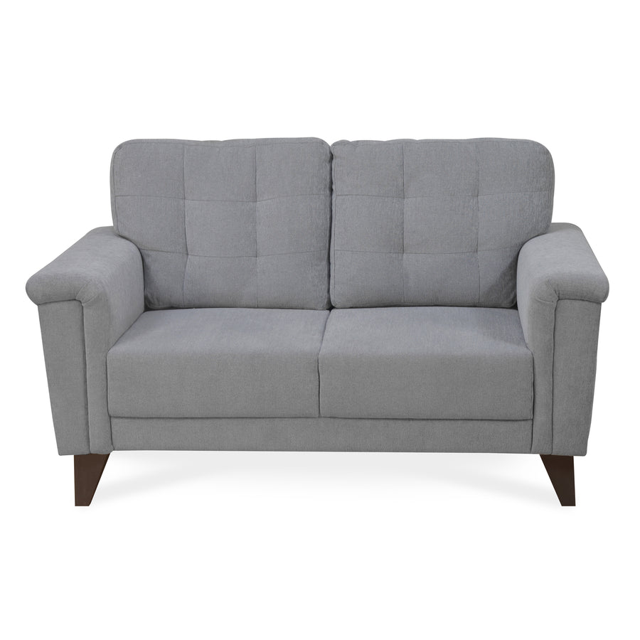 Jerry 2 Seater Sofa (Grey)