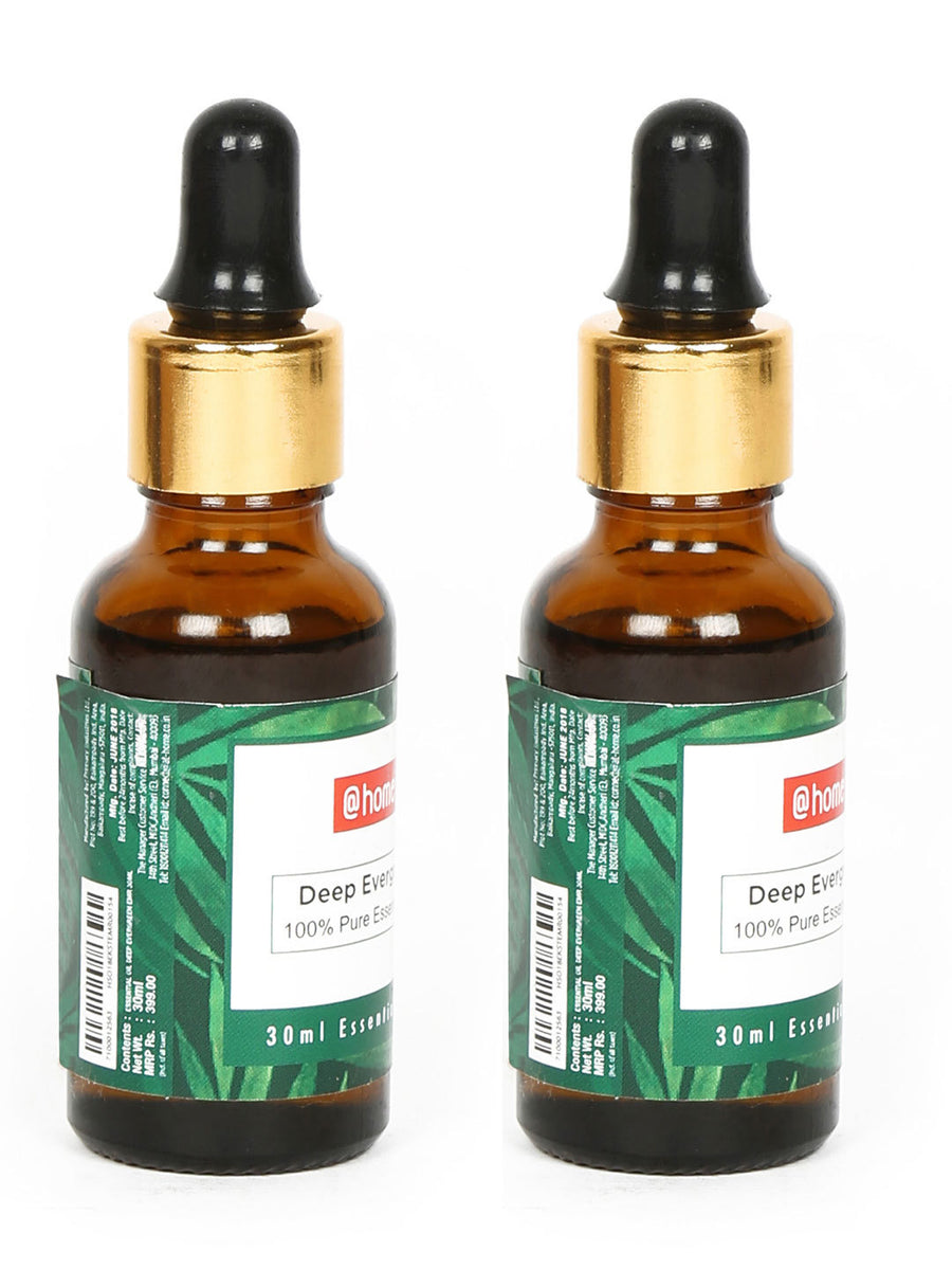 Deep Evergreen 30 ml Essential Oil Set of 2 (Emerald)