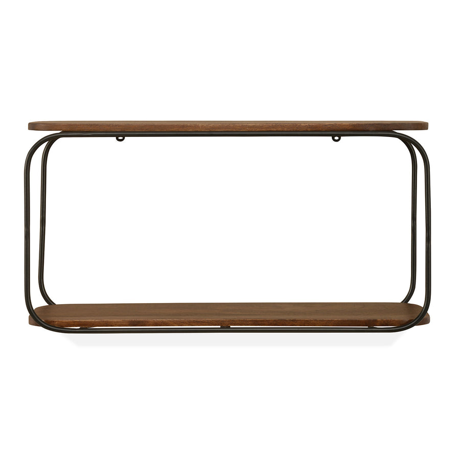 Remo Wall Shelf (Walnut)