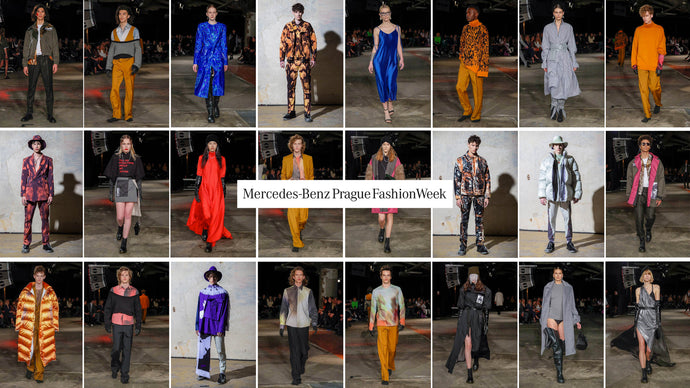 Mercedes-Benz Prague Fashion Week Fall/Winter 2019 Review