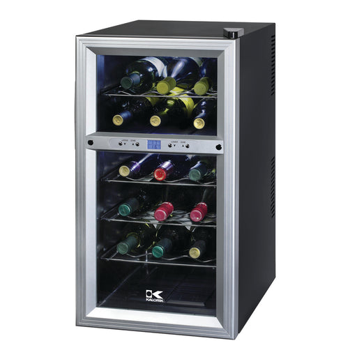 Kalorik 18 Bottle Wine Cooler.