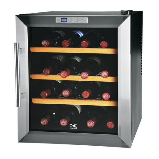 Kalorik 16 Bottle Wine Cooler.