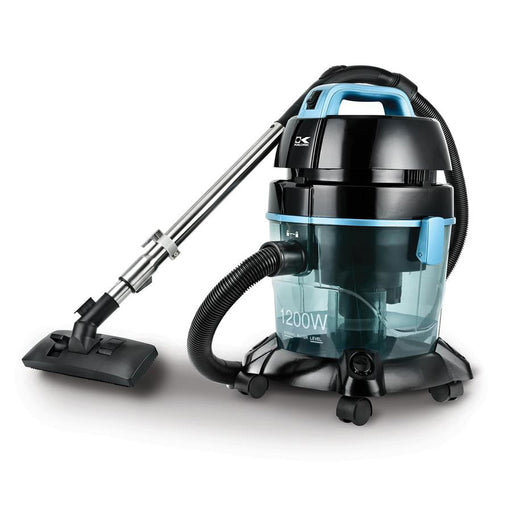 Kalorik Blue Pure Air - Water Filtration Vacuum Cleaner.