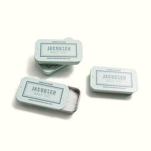 Milk Street Store - Jacobsen Salt Co. Jacobsen Salt Co. Mini Sea Salt Tins - 2 Pack