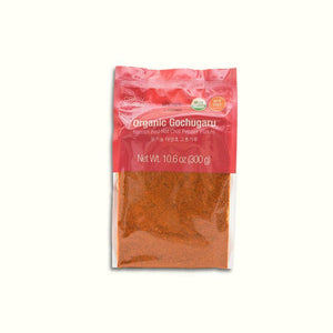 Milk Street Store - Crazy Korean Cooking USDA Organic Gochugaru Hot Pepper Flakes