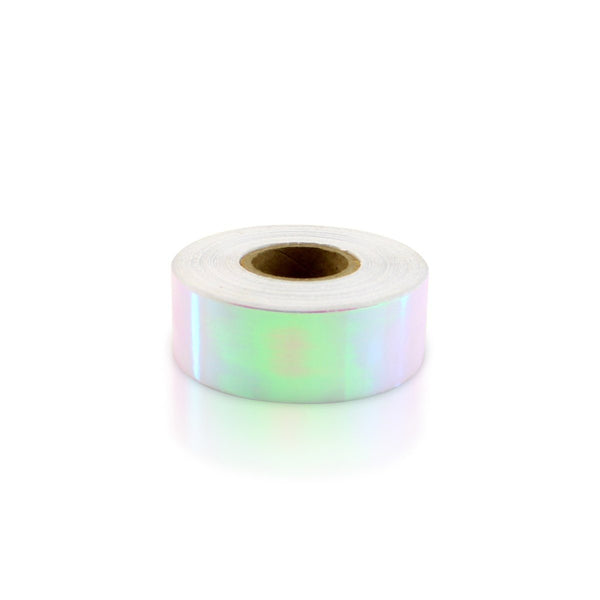Hula Hoops - Iridescent Hula Hoop Tape White Mermaid