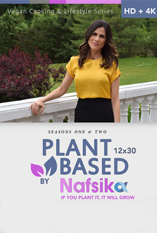 Plant-Based By Nafsika