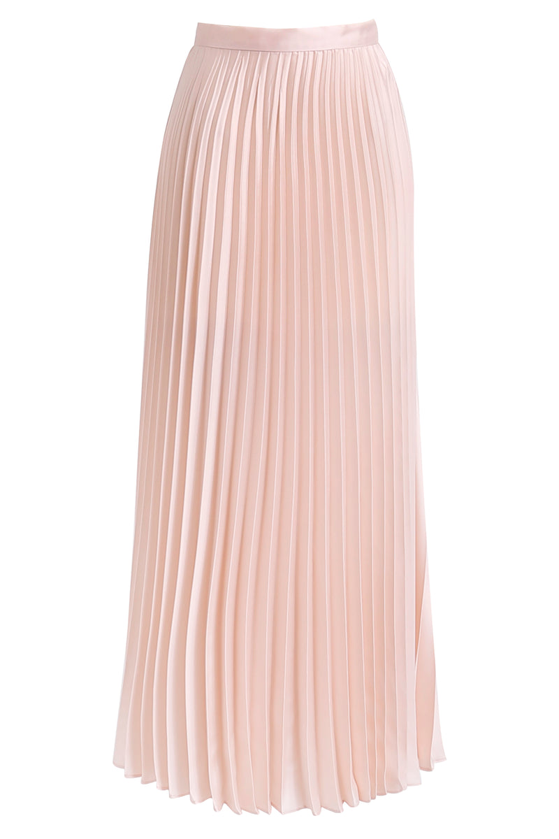 Depth Pleat Skirt
