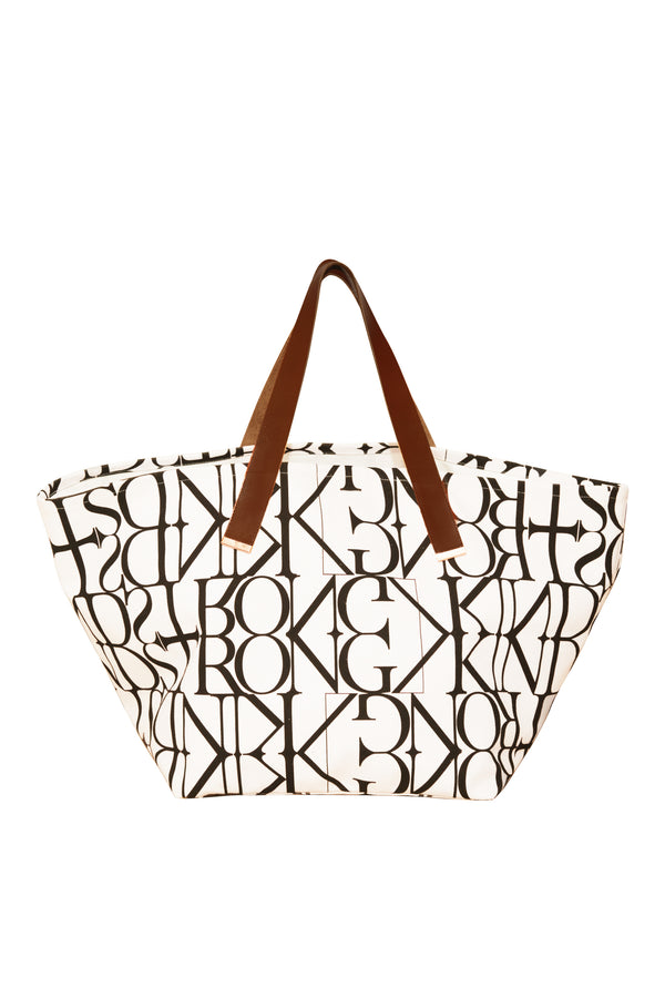 Strong and Kind Canvas Tote