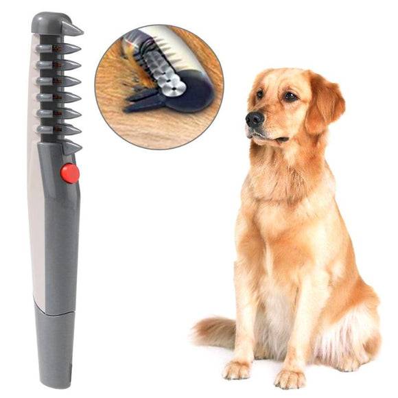 Electric Pet Grooming Trimmer, Scissor Knot Removal