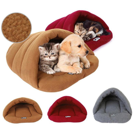 Winter Pet Bed