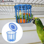 Bird Feeder Cage for Fruits and Vegetables