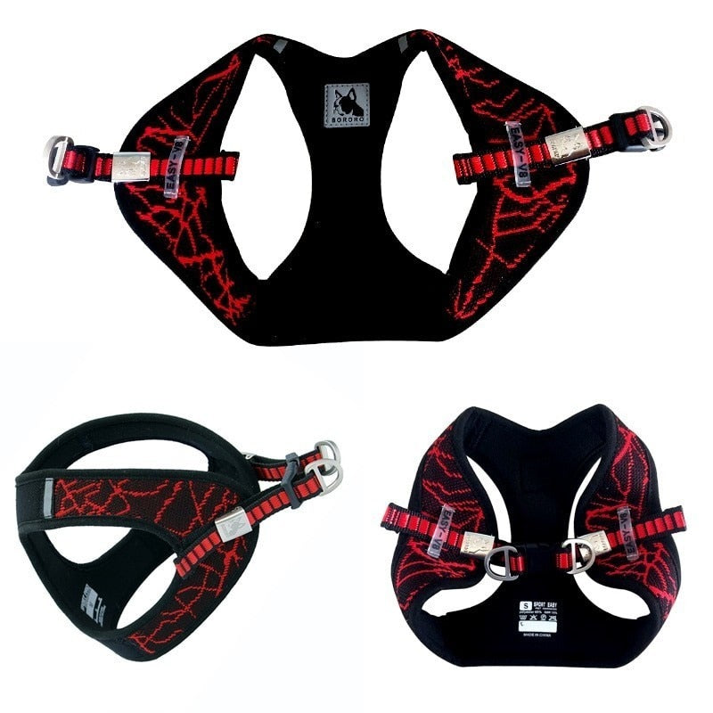Quality Reflective Dog Harness