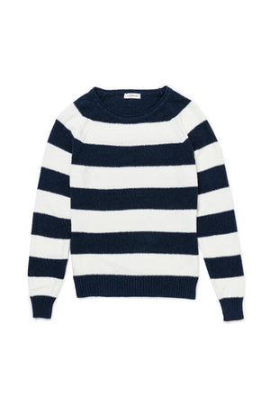 Striped Sailing Sweater