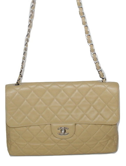 Chanel Jumbo Timeless single flap bag - Iconics Preloved Luxury