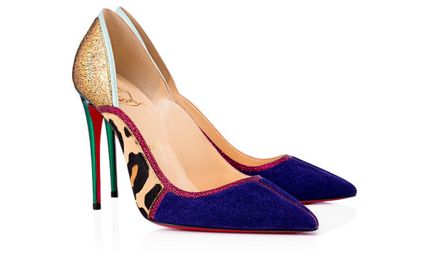 Christian Louboutin 38 Serianina - Iconics Preloved Luxury