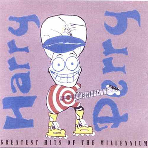 Greatest Hits of the Millennium CD — Harry Perry