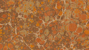 Italian Marble Stone Pattern - Browns, Gold