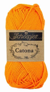 Scheepjes Catona 50g - Colours 100 to 399