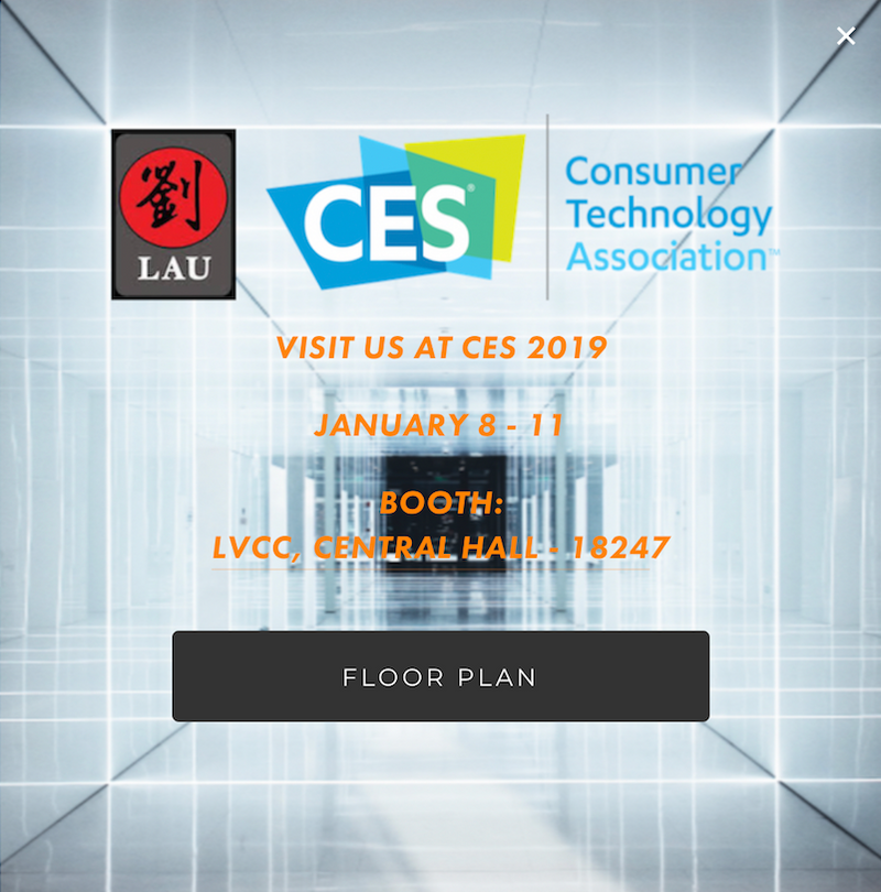 CES 2019 : January 8 - 11