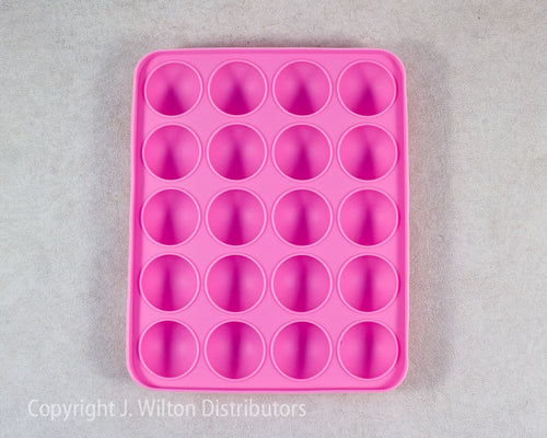 SILICONE CAKE POPS MOLD